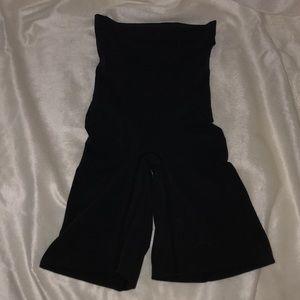 Spanx Shaper Shorts Black Shapewear